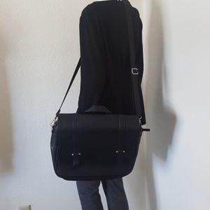 Zara laptop bag